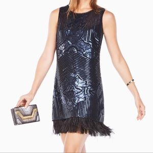 "🆕✔️BCBG ""Katerina"" sequin Cocktail Dress"